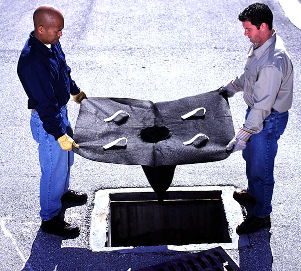 Drain Insert Oil Sediment Separator 48″ x 36″ (1/case)