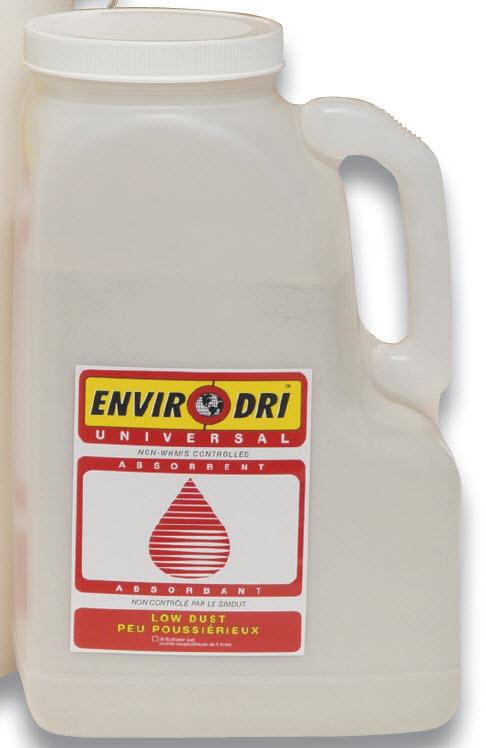 Enviro-Dri Universal Granular Sorbent 10 lbs shaker (4/case)