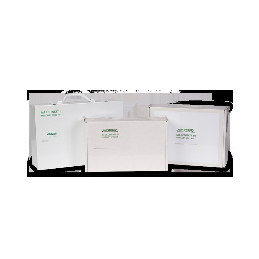 Mercury Spill Kit (1/case)