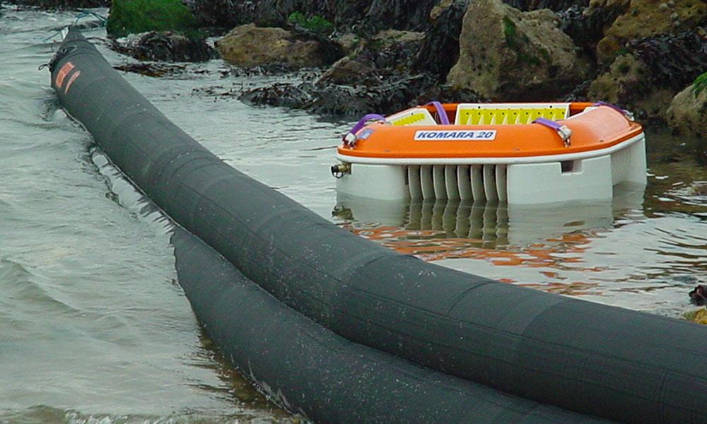 Shoreguardian Boom Can Ross Environmental