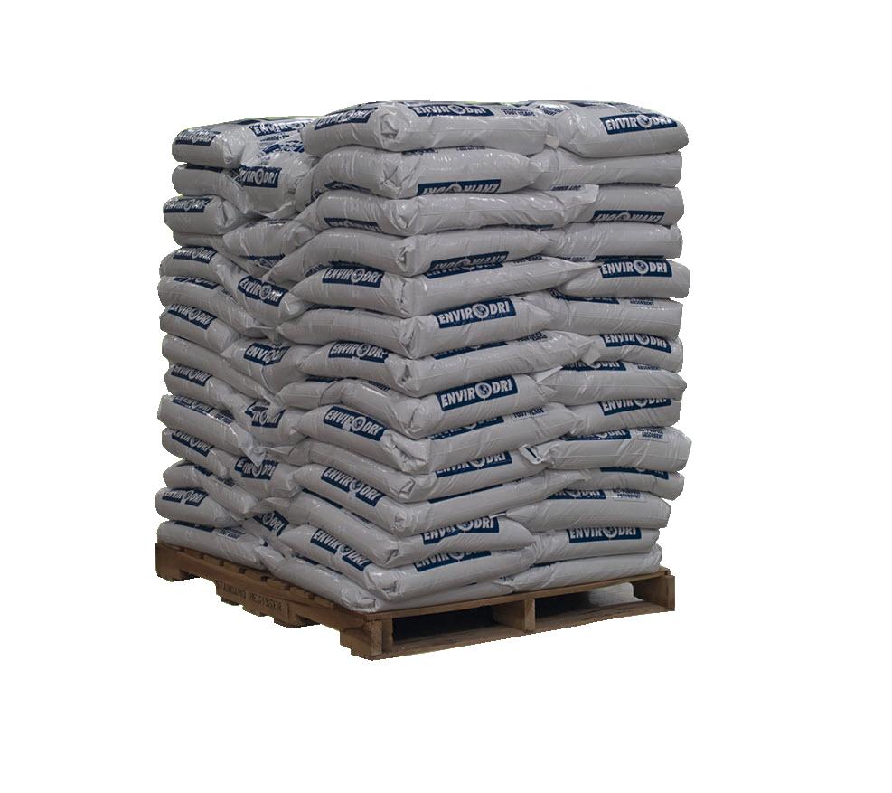 Granular Sorbent  (1 Skid/70 bags)